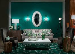 emerald green furniture. View In Gallery Rich Emerald Green Steals The Show Here! [Photography: Larry Hanna] Furniture A