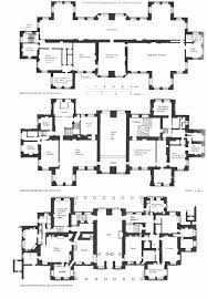 historic english country house floor plans best of english manor house plans historic manor house floor