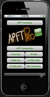 Apft Pro The New Standard For Army Pt Tests Home