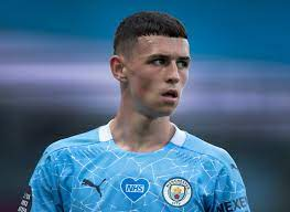 Phil Foden Named in England Squad