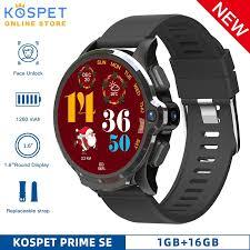 <b>Kospet Prime Se 1 Gb</b> 16 Gb 1260 Mah 1 . 6 G Gps แอนดรอยด์ ...