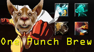 one punch brewmaster dota 2 ability draft youtube