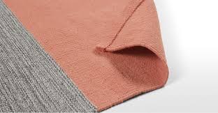 pleasing say hello to flo a flatweave rug