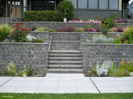 Backyard Retaining Wall Designs Mesmerizing Outdoors Retaining Wall Ideas For Natural Garden Design Iqueuesg