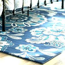 teal kitchen rug solid brown area rugs best patio and bright blue turquoise brown kitchen rugs