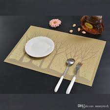 table placemats round