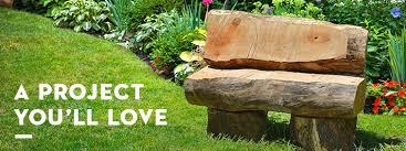 rustic garden bench diy garden