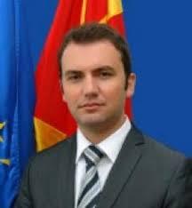 Visiting Macedonian Health Minister Bujar Osmani met with his UAE counterpart Hanif Hassan Ali Qasim here to boost cooperation. - Bujar-Osmani