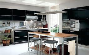 Choquant Cuisine En Noir Et Blanc Cuisine Noir Et Blanc Ikea