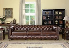 Classico vintage leather sofa