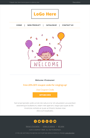 welcome email template top 20 best responsive and open source html email and newsletter