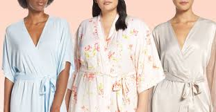 35 Bridal Robes You'll Wear Way Past Your Wedding Day