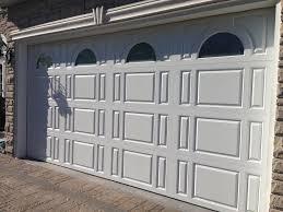 fiberglass garage doors style