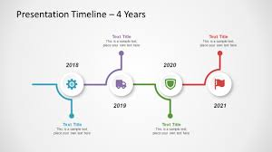 Powerpoint Timeline Free Timeline Template for PowerPoint SlideModel 1