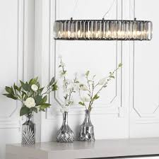 statement lighting. Eleganrt Dinning Room Light Perfect Statement Lighting Floral Glass Decanter Bottle L