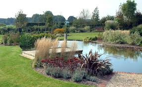 Small Picture 29 best images about Ponds Garden Ideas natural backyard pond