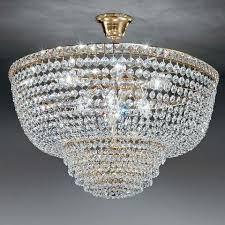 crystal basket chandelier timeless and elegant lead uk