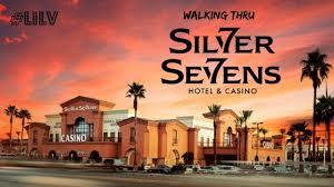 Hotel Silver Seven Tour Of Silver Sevens Hotel Casino Youtube