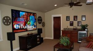 home theater projector. watch itunes movies on a home theater projector