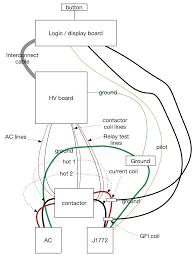 OpenEVSE_II_Wiring_Contactor?resize\=665%2C872 main 3 phase wiring diagram,phase wiring diagrams image database on tachometer wiring diagram for 2000 hyundai accent