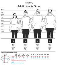 David Dobrik Hoodie Size Chart Apparel Size Charts Fanjoy