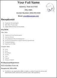 To Create A Resumes Create A 3 Resume Format Sample Resume Resume Resume Format
