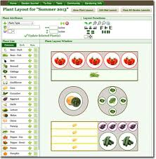 Small Picture Vegetable Garden Planner