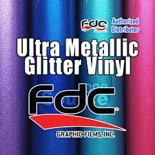 Fdc Color Chart Color Chart Only Fdc 3700 Ultra Metallic Glitter Vinyl