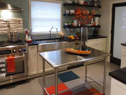 Image of: Best Stainless Steel Kitchen Island Ideas