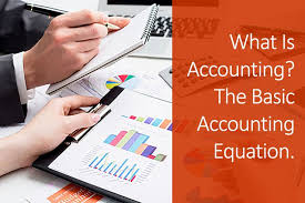 the basic accounting equation what is accounting