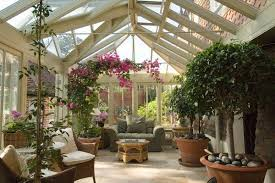 indoor sunroom furniture ideas. Decorating With Plants: 39 Most Awesome Spaces. Indoor Sunrooms, Sunroom Ideas Furniture