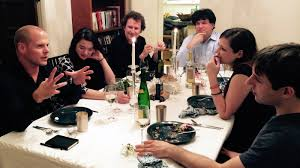 The Social Benefits Of Dinner Parties  Scientific American Blog Dinner Parties