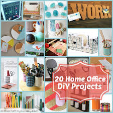 diy office projects. 331 20 home office diy projects diy a little craft in your day