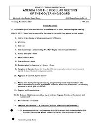 Corporate Meeting Agenda Template Blogihrvati Com