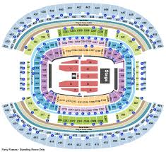 Eagles Seating Chart The Eagles Packages