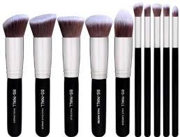best professional makeup brush set. bs-mall premium synthetic kabuki makeup brush set best professional