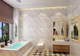 bathroom ceramic tile paint white ceramic oval shaped bathtub matte beige tiled panel black white marble