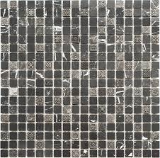 <b>Каменная мозаика Colori Viva</b> Nero-Brown CV10138