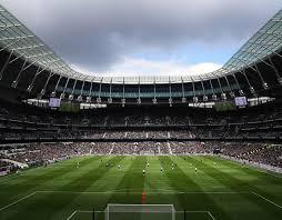 Damn that looks like a nice stadium to be fair. Tottenham Hotspur Fc