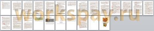 Курсовая Бифштекс рубленный Гарнир картофель жареный Готовая курсовая работа с иллюстрациями