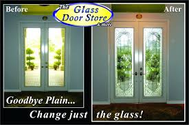 entry door glass inserts replacement front door glass insert the door centre patio door handle replacement