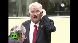Il generale Mladic condannato all'ergastolo