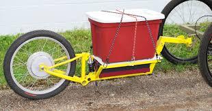 cyclebully electric trailer diy plan