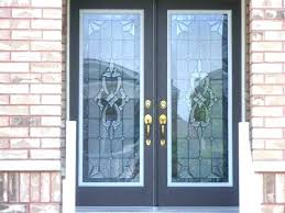 frosted glass front door exterior doors medium size of entry window grill replacement for