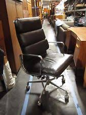 Eames executive chair Herman Miller Herman Miller Eames Soft Pad Aluminum Group Executive Chair mr5559 Stayfitwithme Eames Executive Chair In Midcentury Modernism Antiques Ebay