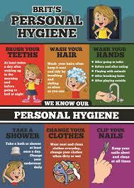 Explanatory Kids Personal Hygiene Kids Personal Hygiene Chart