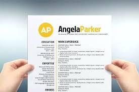 Resume Templates Free Download Creative Creative Resume Templates Word Template Free Download Format