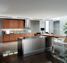 captivating innovative kitchen ideas. Soothing And Luxurious Bellassimo Kitchen Design With Wooden Cabinetry Countertop White Stools Captivating Innovative Ideas T