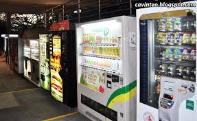Sandwich Vending Machine Singapore