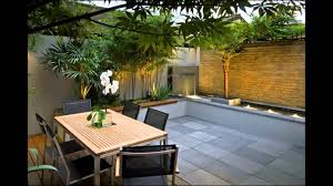 Courtyard Design Ideas Exotic Courtyard Garden Design Ideas Youtube